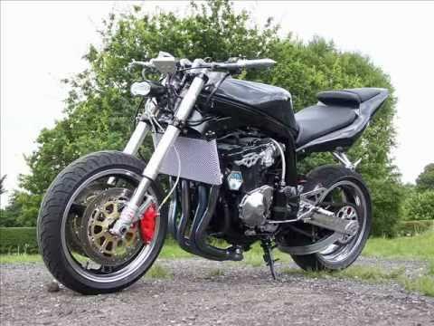 Bike fighter motorcycle naked street
