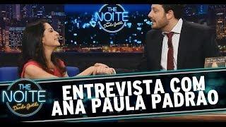Entrevista com Ana Paula Padrão