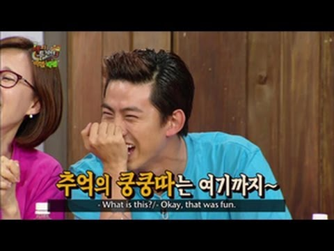 Happy Together - Global Special: Sam Hammington, Taecyeon, John Park, Fei & more! (2013.06.19)