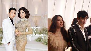 Lâm Khánh Chi cùng chồng, Cara Phương cùng Noway cực tình cảm tham dự show Chung Thanh Phong