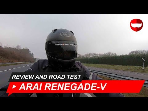 video Arai Renegade V