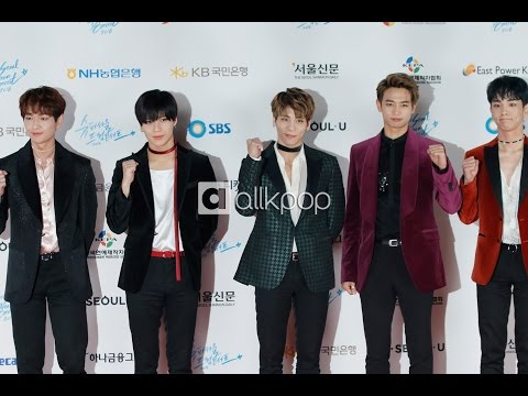 Highlights from the red carpet at Seoul Dream Concert