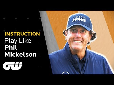 Phil Mickelson: How I Stay in Peak Form   Instruction   Golfing World