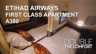 Etihad Airways First Class Apartment On Board A380