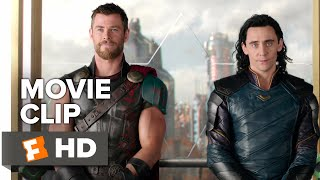 Thor: Ragnarok Movie Clip - Get Help (2017)   Movieclips Coming Soon