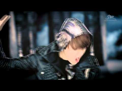 EXO 'MAMA' MV SM.ART EXHIBITION 2012 NEW VERSION HD 1080p