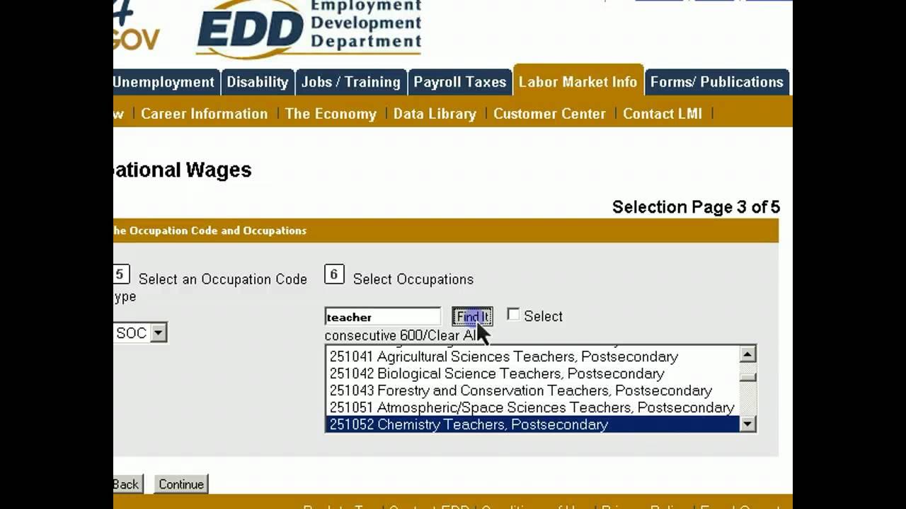 portal edd ca gov