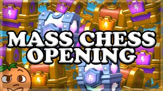 Opening ALL CHESTS (Best Way to Spend Gems) 🍊