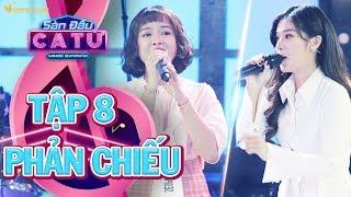 Sàn đấu ca từ 2  tập 8 vòng 2: Hoàng Yến phối hợp Duy Khánh hát Lô tô trước sự há hốc của Võ Hạ Trâm