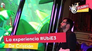 E3 2018 - La experiencia UbiE3 de Cristián