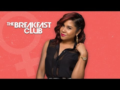 Angela Yee & The Breakfast Club Discuss What 'A Day Without A Woman' Would Actually Be Like