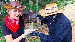Can We Still Save Her? Rebecca Joins The Bandits! (Skit)