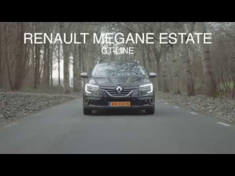 Renault Megane Estate GT-Line Promotiefilm Alba Automotive