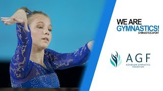 2019 Baku Artistic Gymnastics World Cup – Highlights women's competition