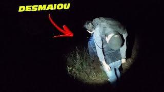 TENTAMOS PASSAR UMA NOITE NA PIOR LENDA - Caçadores de Lendas
