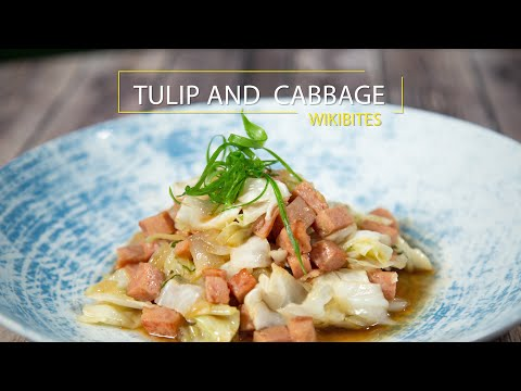 Wikibites: Tulip and Cabbage