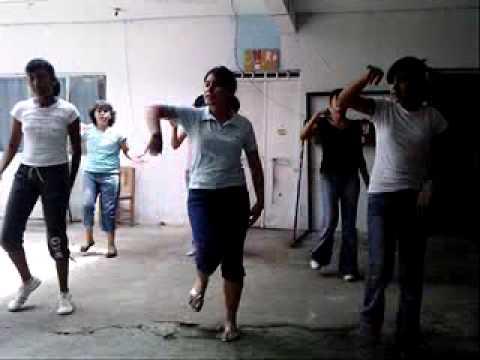 Musica por dentro Coreografia - i love danz 4 Christ..!
