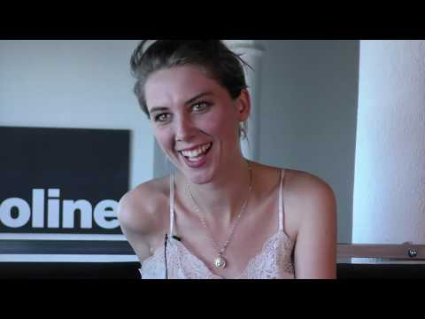 Wolf Alice interview - Ellie Rowsell (part 2)