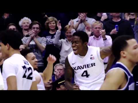 Xavier University Musketeers-Mens Basketball 2016