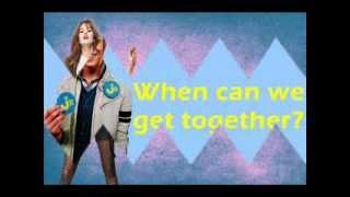 Ross Lynch & Debby Ryan Face to face Lyrics (Full song)