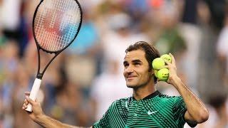 Federer Soars By Nadal
