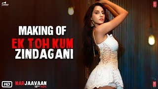 Making of 'Ek Toh Kum Zindagani' Song..