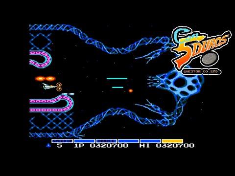 """VS. GRADIUS - """"CON 5 DUROS"""" Episodio 849 (+ver """"Enhanced"""" MSX) (1cc)"""