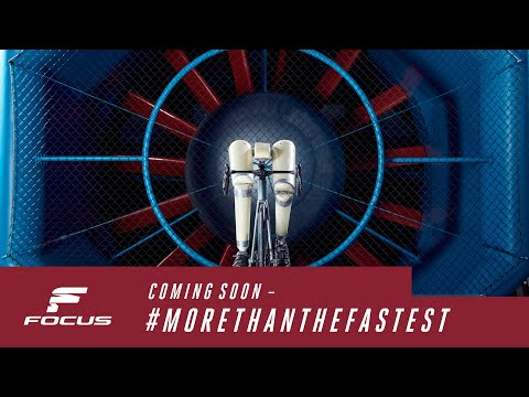 Coming soon - #morethanjustthefastest