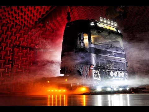 Volvo Trucks - A heavy metal truck designed by a heavy metal legend ? ?Welcome to my cab ? light?
