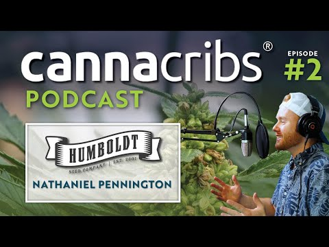 Humboldt Seed Company with Nathaniel Pennington (Canna Cribs Podcast: Episode 2)