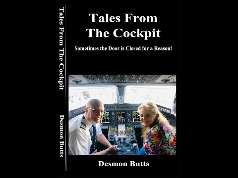 New Bestseller: Tales From The Cockpit by Desmon Butts