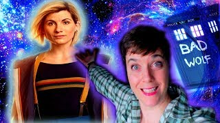 Flashback Friday | The Thirteenth Doctor!