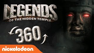 Legends of the Hidden Temple | The 360 Experience | Nick