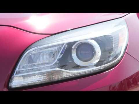 REVIEW: 2013 Chevrolet Malibu Turbo