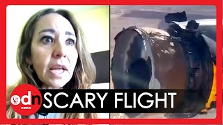 United Airlines Flight 328: Shocked Passengers Share Their Terrifying Experience