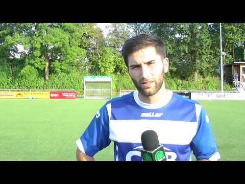 Kutay Keklikci (SV Curslack-Neuengamme) und Malang Lamin Jawla (SC Condor) - Die Stimmen zum Spiel (SV Curslack-Neuengamme - SC Condor, Oberliga Hamburg) ELBKICK.TV