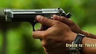 Уроки стрельбы из пистолета