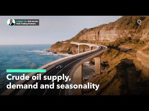 Demand, Supply and the Seasonality of Crude Oil