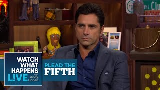 Pleads the Fifth: John Stamos on Orgasms, Dating Paula Abdul, and Rejection | WWHL