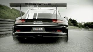 Porsche 911 GT3 Cup: Character refinement