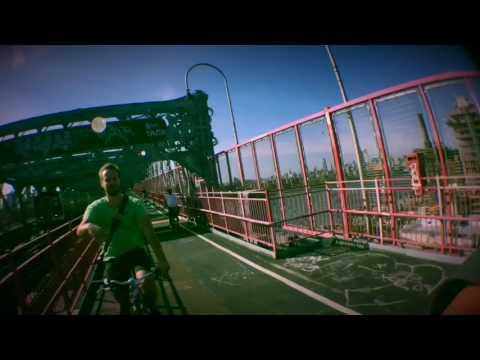 Bike Citizens on Tour: Perfect Ride through New York