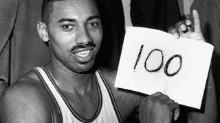 Wilt Chamberlain's 100 point Game.