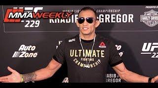 Tony Ferguson Lashes Out Against the Press, UFC, Conor McGregor and Khabib  (UFC 229)