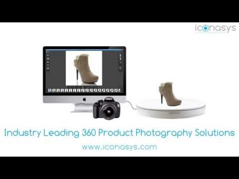 360° Product Photography