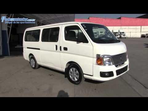 Nissan Urvan Escapade 18 Seater Fith Generation Van Nissan Urvan Nv350 Navara Review Van