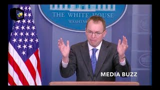 White House Press Briefing 1/19/18 - Government Shutdown - January 19, 2018