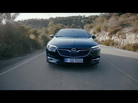 Potere e Precisione: la Nuova Opel Insignia.