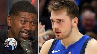 Jalen Rose reacts to Luka Doncic's 42 points: 'It's easy work!' | Jalen & Jacoby