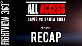 All Access Davis vs Santa Cruz Episode 1 RECAP: Tough Sell At $75! Those Who Are PICKING Leo?
