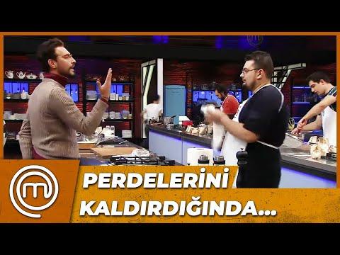 Danilo Şef'ten Eray'a Karakter Analizi | MasterChef Türkiye 111. Bölüm